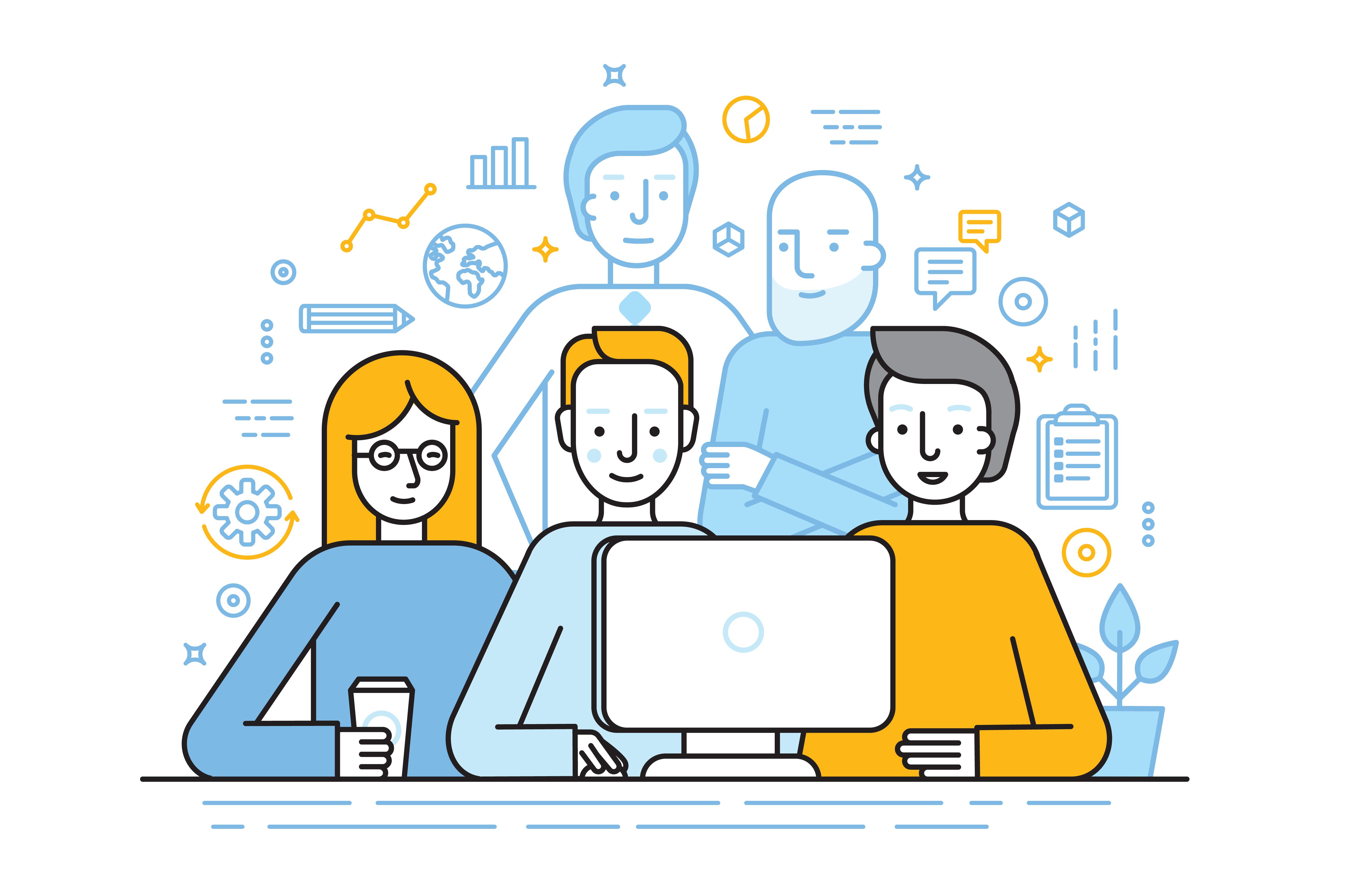 ¿Por qué diseñadores y programadores deben trabajar en conjunto?